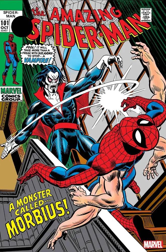 MAR201001_1 ComicList: Marvel Comics New Releases for 02/03/2021