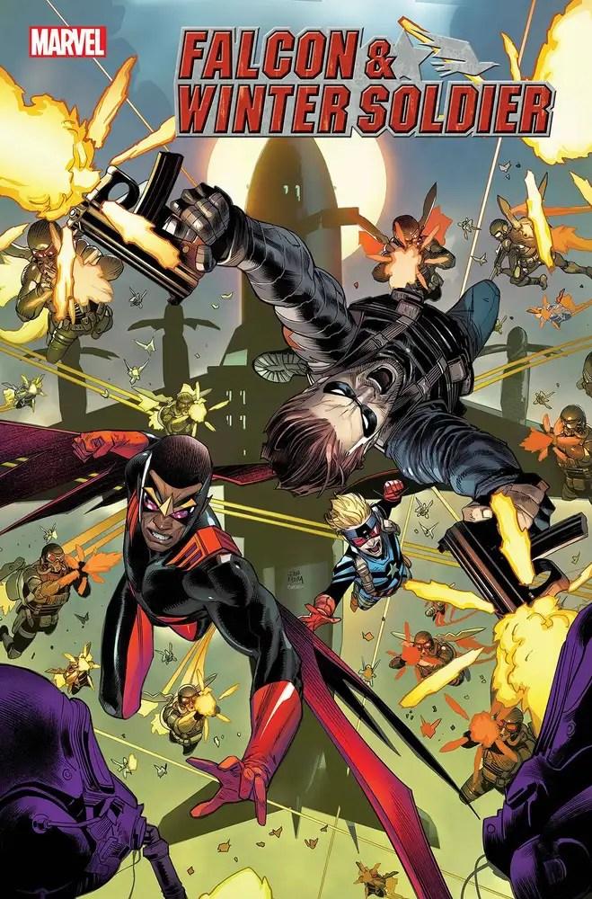 MAR201030 ComicList: Marvel Comics New Releases for 10/21/2020