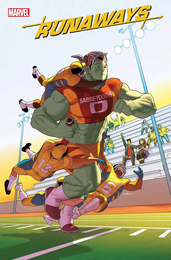 MAR201042 ComicList: Marvel Comics New Releases for 02/03/2021