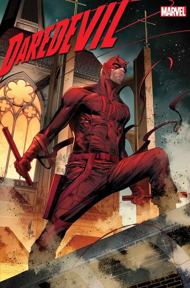 MAR201052 ComicList: Marvel Comics New Releases for 07/22/2020