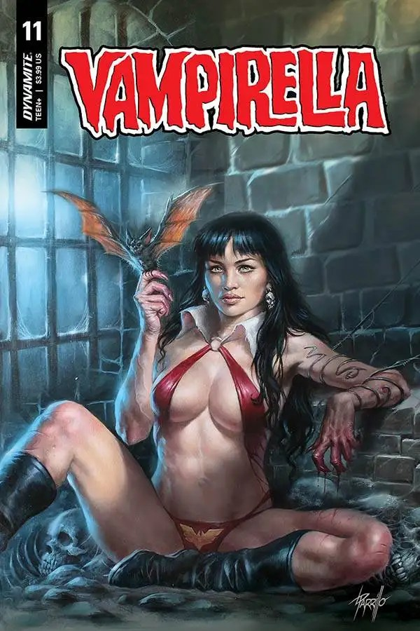 MAR201150 ComicList: Dynamite Entertainment New Releases for 07/15/2020