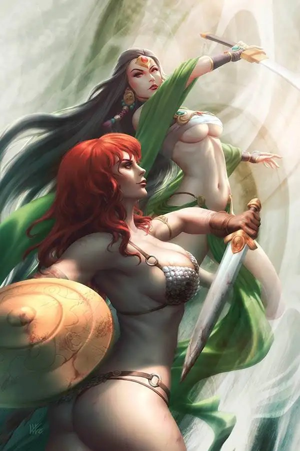 MAR201181_1 ComicList: Dynamite Entertainment New Releases for 08/19/2020