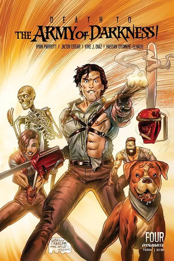 MAR201192 ComicList: Dynamite Entertainment New Releases for 09/09/2020