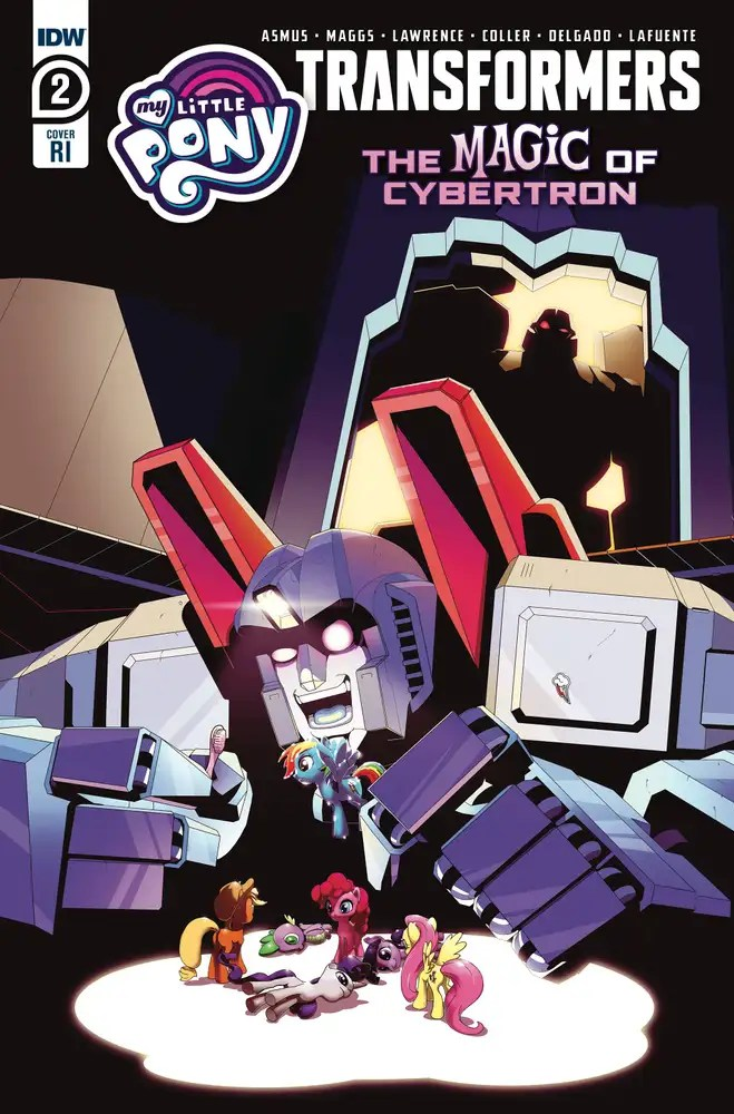 MAR210462 ComicList: IDW Publishing New Releases for 05/26/2021