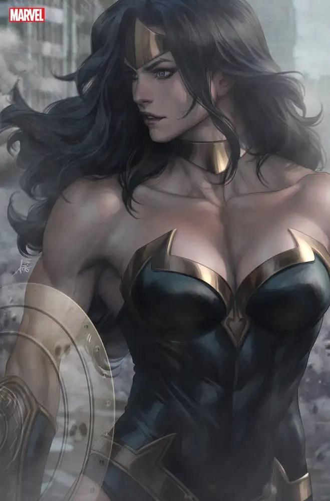 MAR210508 ComicList: Marvel Comics New Releases for 05/05/2021