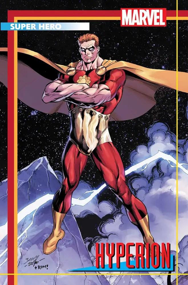 MAR210511 ComicList: Marvel Comics New Releases for 05/12/2021