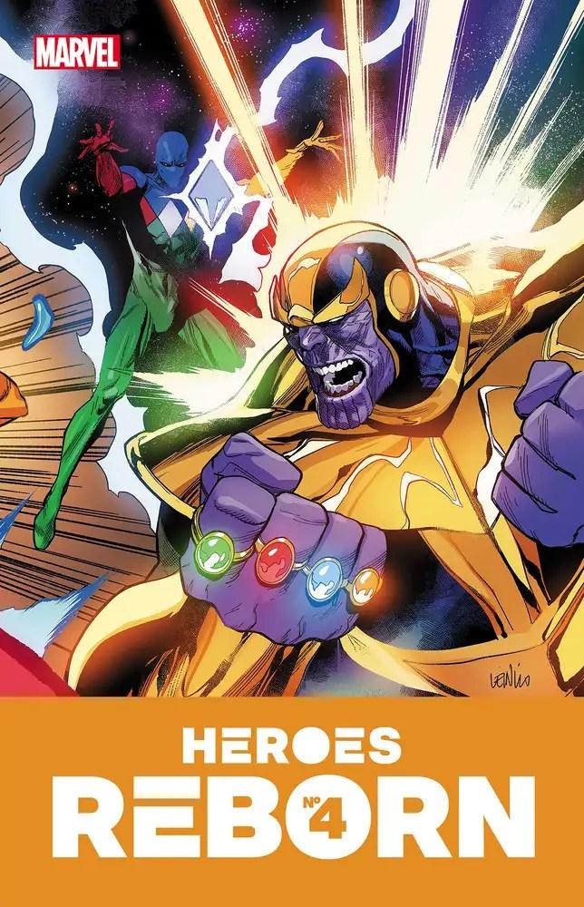 MAR210522 ComicList: Marvel Comics New Releases for 05/26/2021