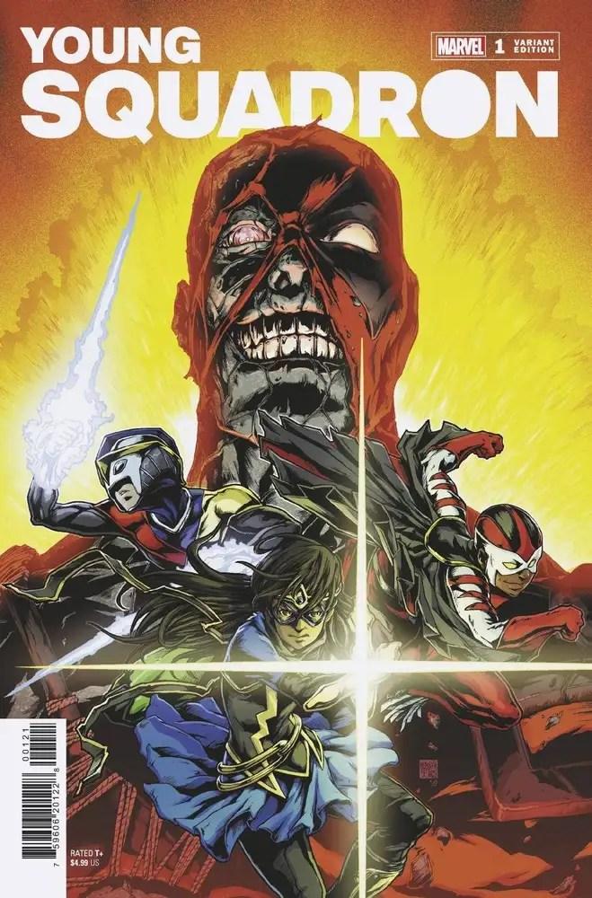 MAR210532 ComicList: Marvel Comics New Releases for 05/26/2021