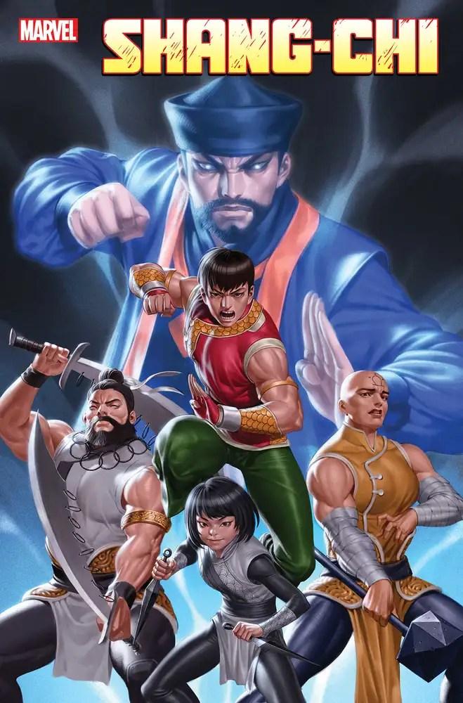 MAR210558 ComicList: Marvel Comics New Releases for 05/19/2021