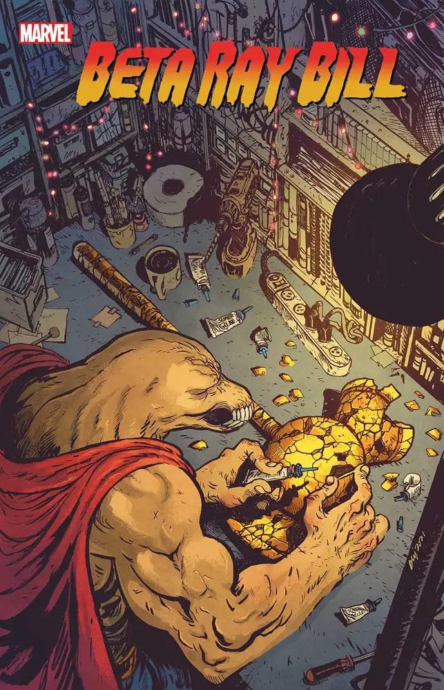 MAR210576 ComicList: Marvel Comics New Releases for 05/26/2021