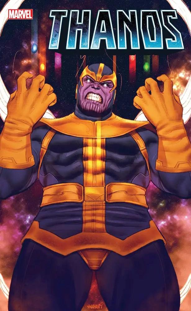 MAR210587 ComicList: Marvel Comics New Releases for 05/05/2021