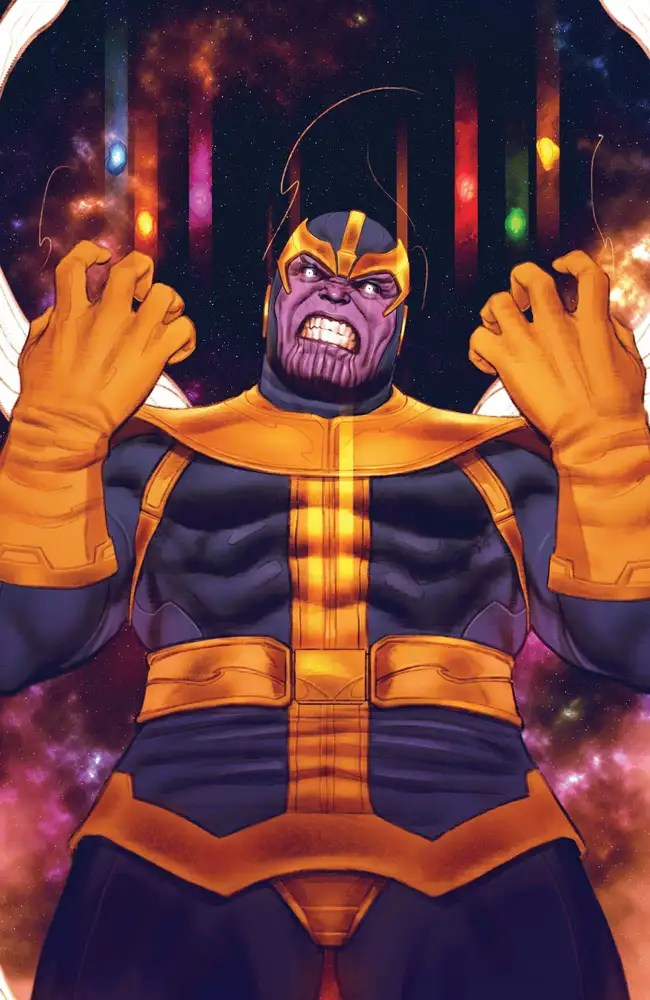 MAR210588 ComicList: Marvel Comics New Releases for 05/05/2021