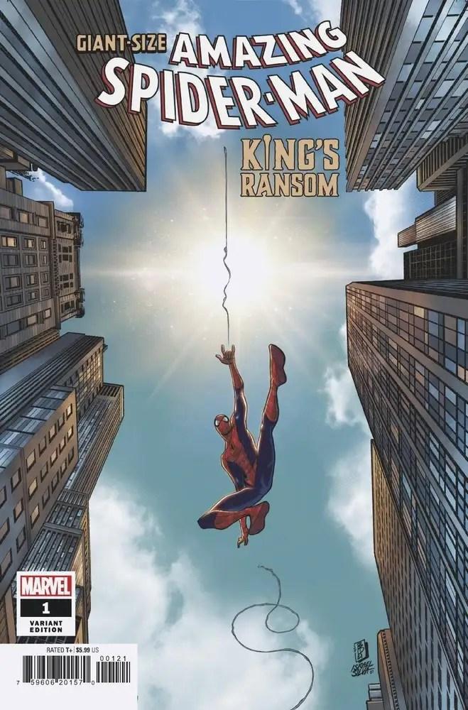 MAR210613 ComicList: Marvel Comics New Releases for 05/12/2021