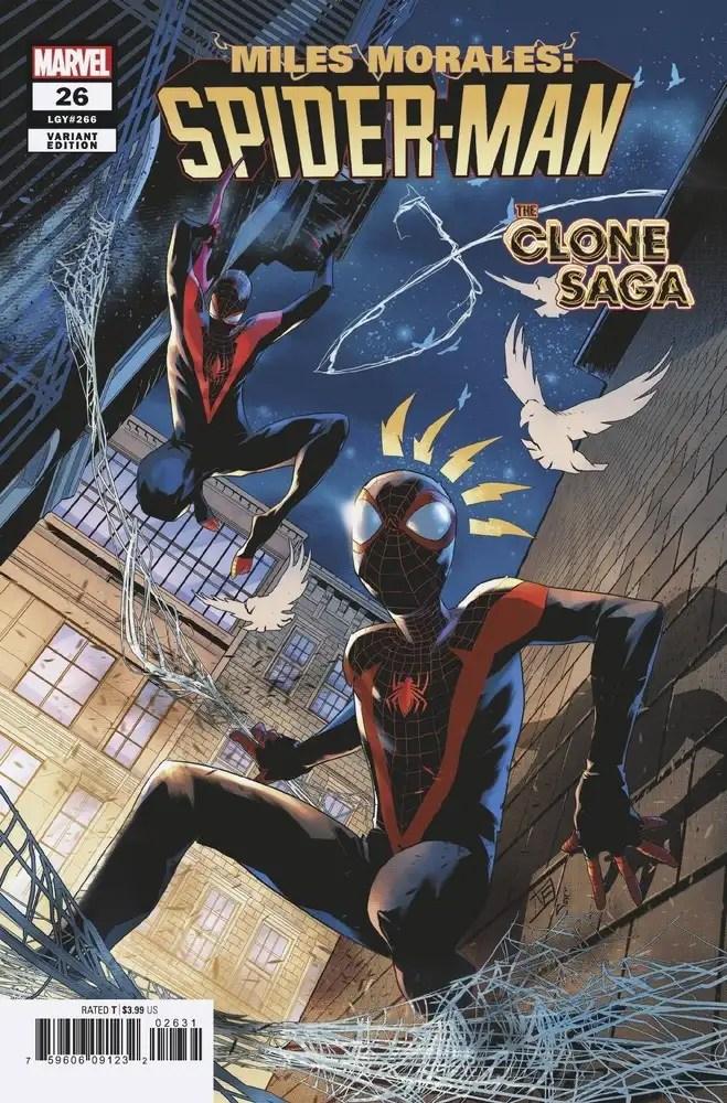 MAR210621 ComicList: Marvel Comics New Releases for 05/26/2021