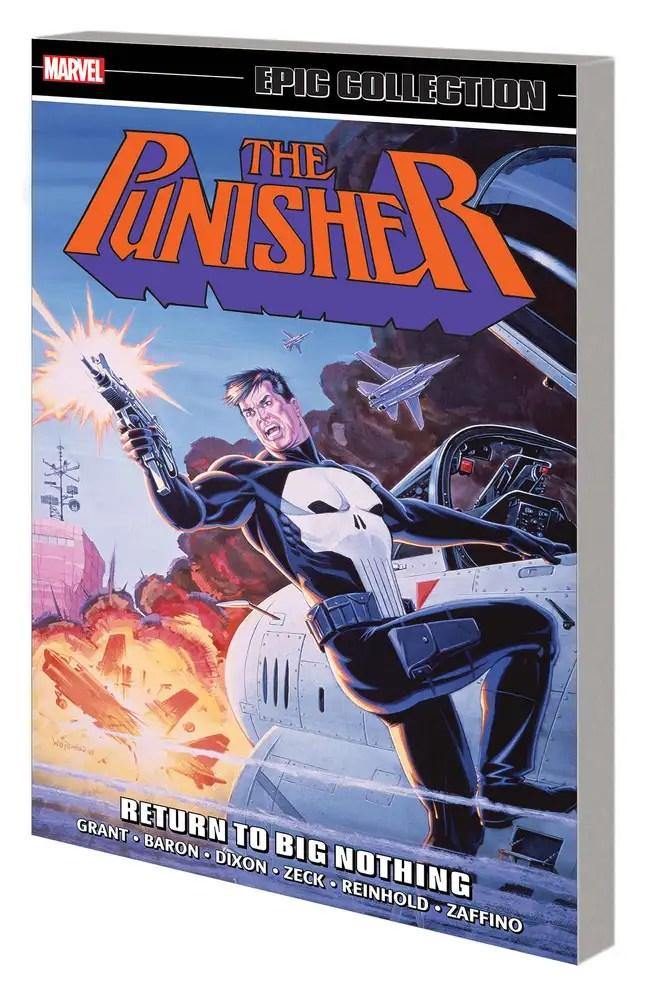 MAR210717 ComicList: Marvel Comics New Releases for 07/21/2021