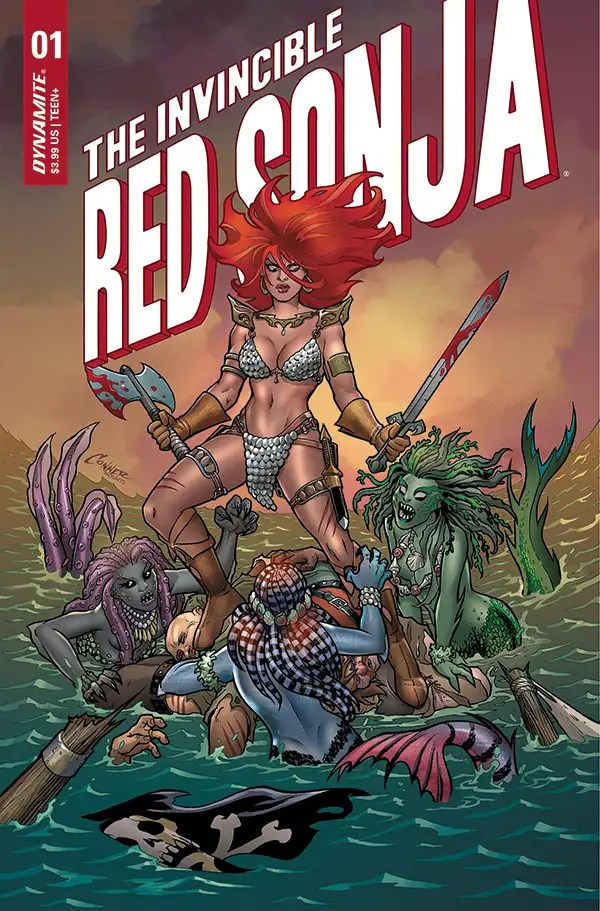 MAR210726 ComicList: Dynamite Entertainment New Releases for 05/05/2021