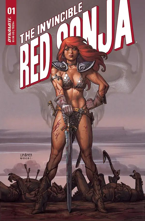 MAR210727 ComicList: Dynamite Entertainment New Releases for 05/05/2021