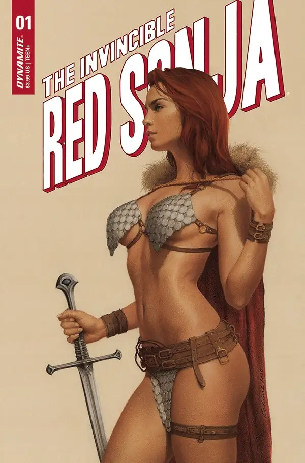 MAR210728 ComicList: Dynamite Entertainment New Releases for 05/05/2021