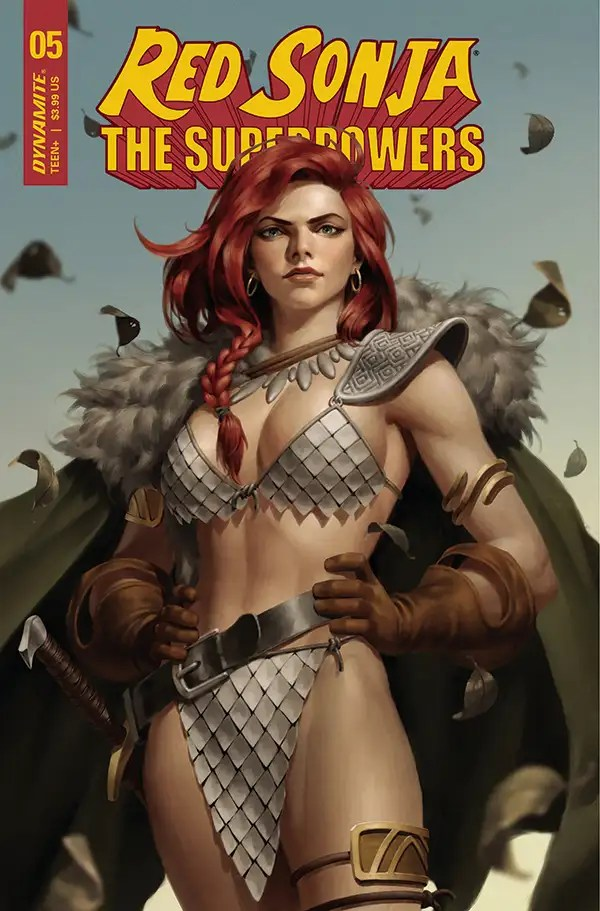 MAR210802 ComicList: Dynamite Entertainment New Releases for 05/12/2021