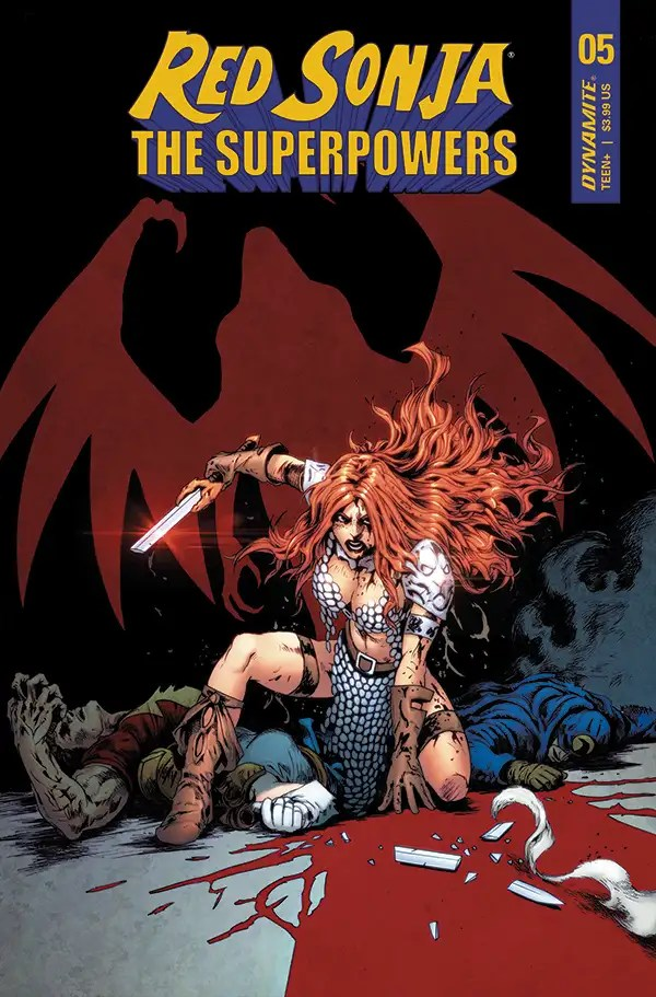 MAR210804 ComicList: Dynamite Entertainment New Releases for 05/12/2021