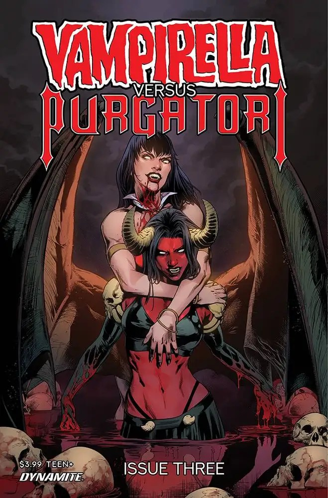 MAR210836 ComicList: Dynamite Entertainment New Releases for 05/12/2021
