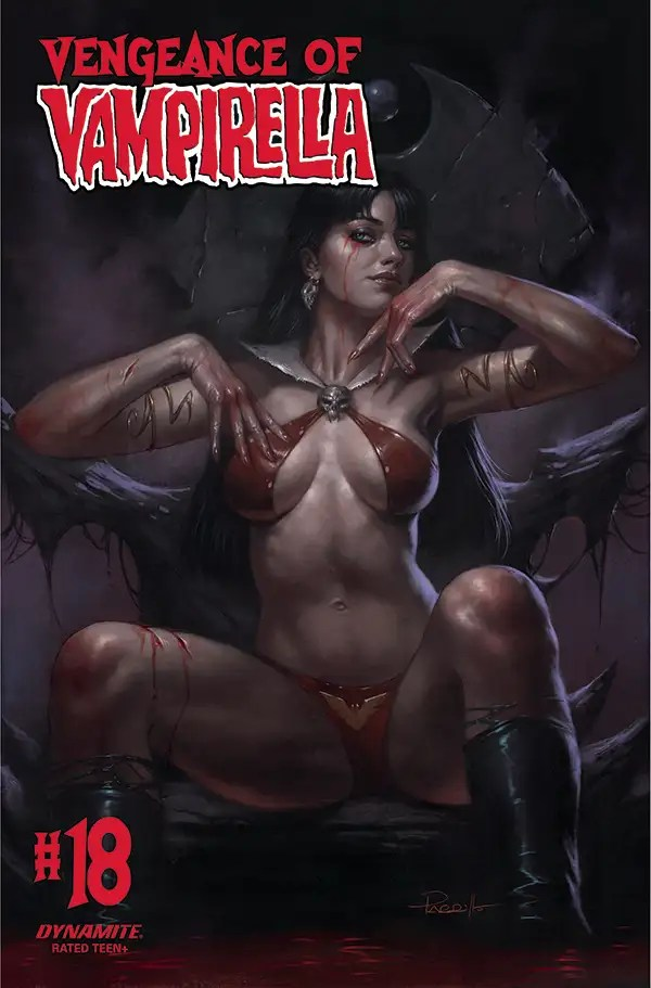 MAR210846 ComicList: Dynamite Entertainment New Releases for 05/19/2021