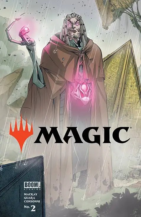 MAR219132 ComicList: BOOM! Studios New Releases for 06/02/2021