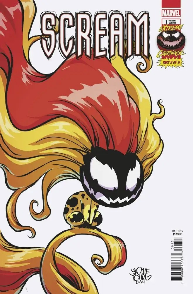 MAY210518 ComicList: Marvel Comics New Releases for 07/14/2021