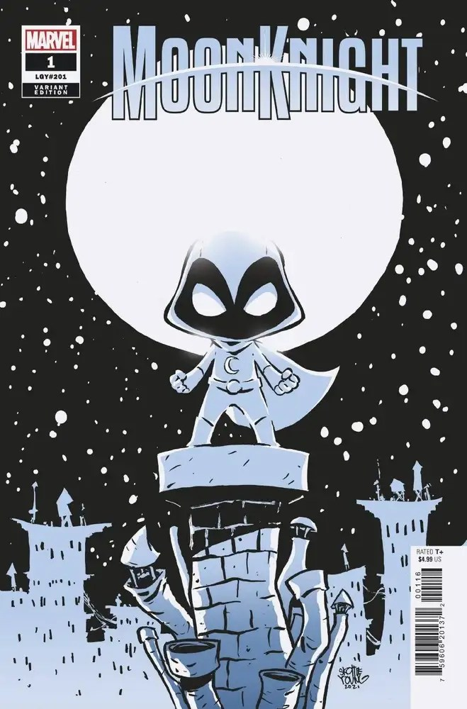 MAY210545 ComicList: Marvel Comics New Releases for 07/21/2021