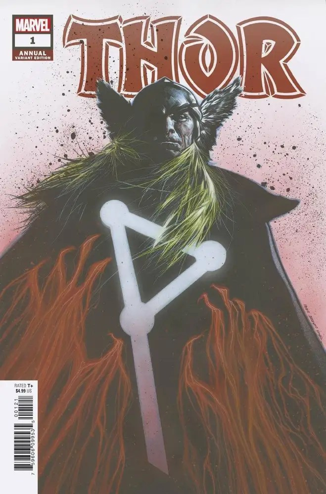 MAY210558 ComicList: Marvel Comics New Releases for 07/21/2021