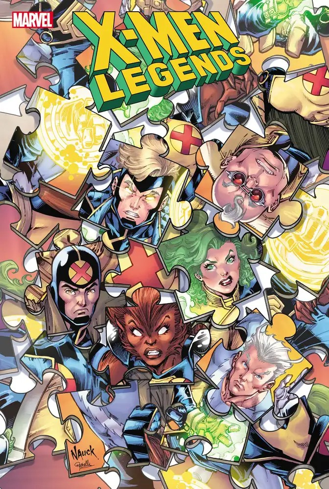 MAY210588 ComicList: Marvel Comics New Releases for 07/21/2021