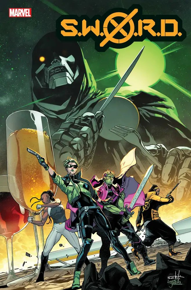 MAY210598 ComicList: Marvel Comics New Releases for 07/28/2021