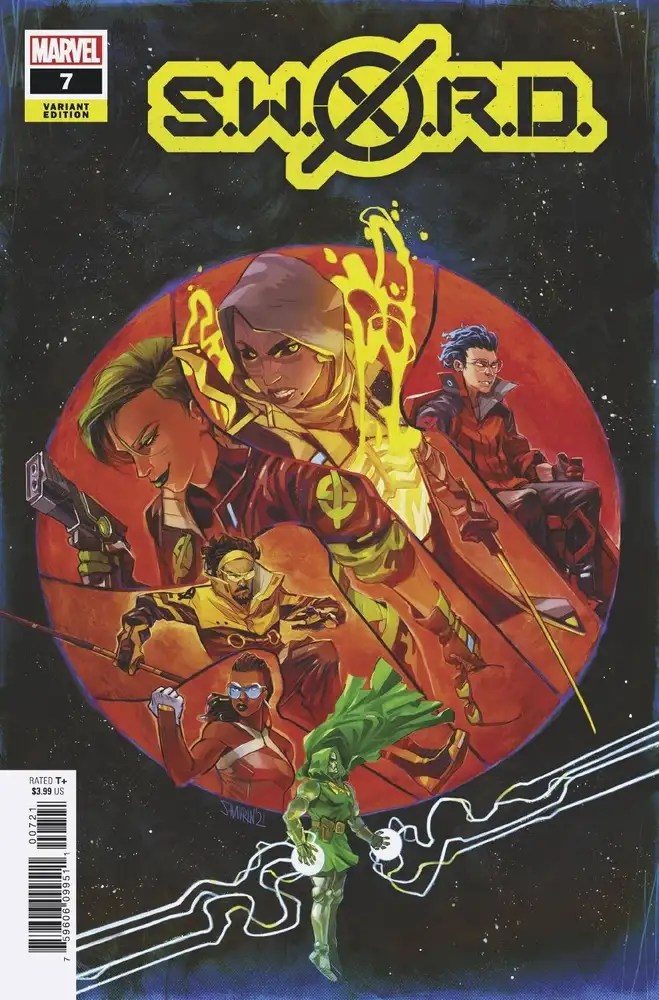 MAY210599 ComicList: Marvel Comics New Releases for 07/28/2021