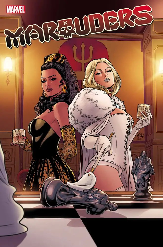 MAY210607 ComicList: Marvel Comics New Releases for 07/21/2021