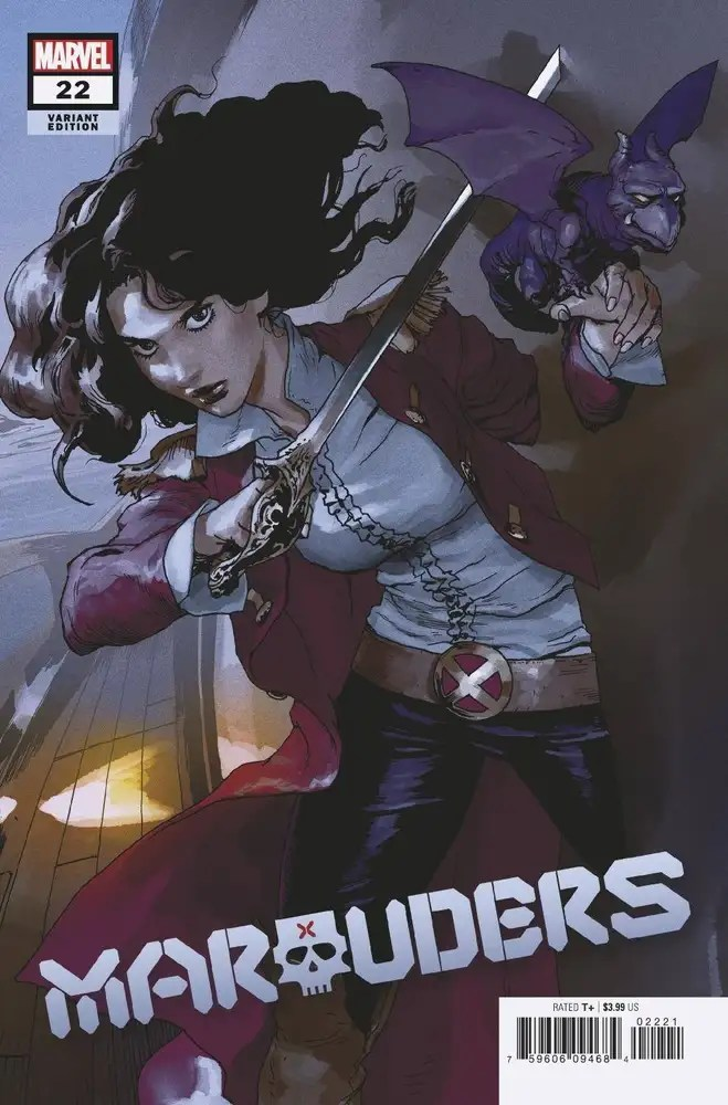 MAY210608 ComicList: Marvel Comics New Releases for 07/21/2021