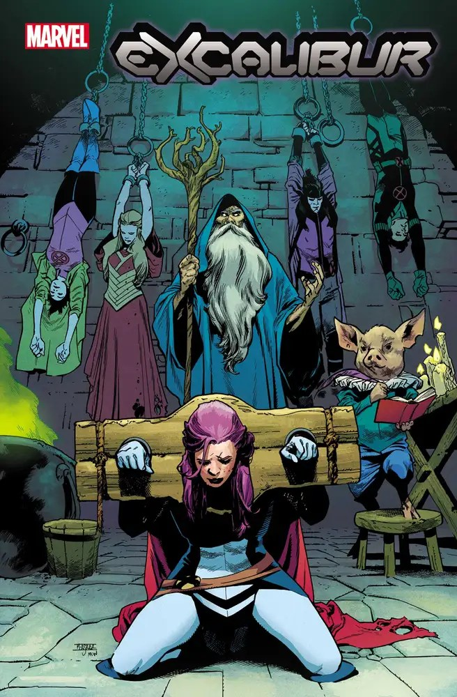 MAY210609 ComicList: Marvel Comics New Releases for 07/14/2021