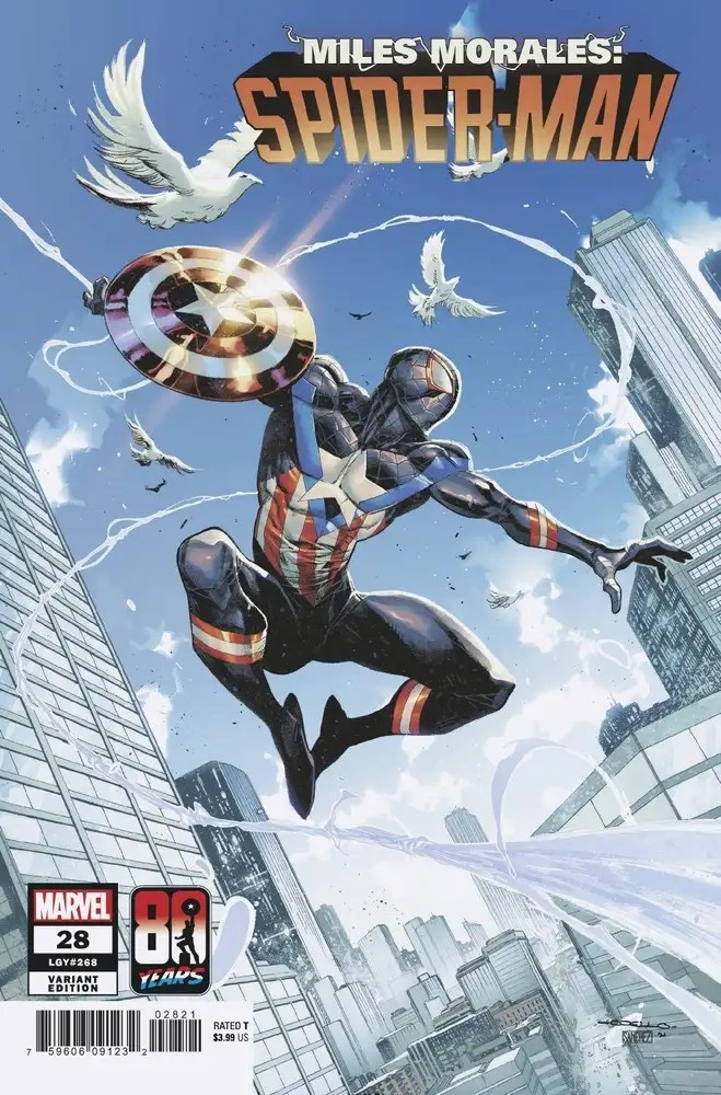 MAY210618 ComicList: Marvel Comics New Releases for 07/21/2021