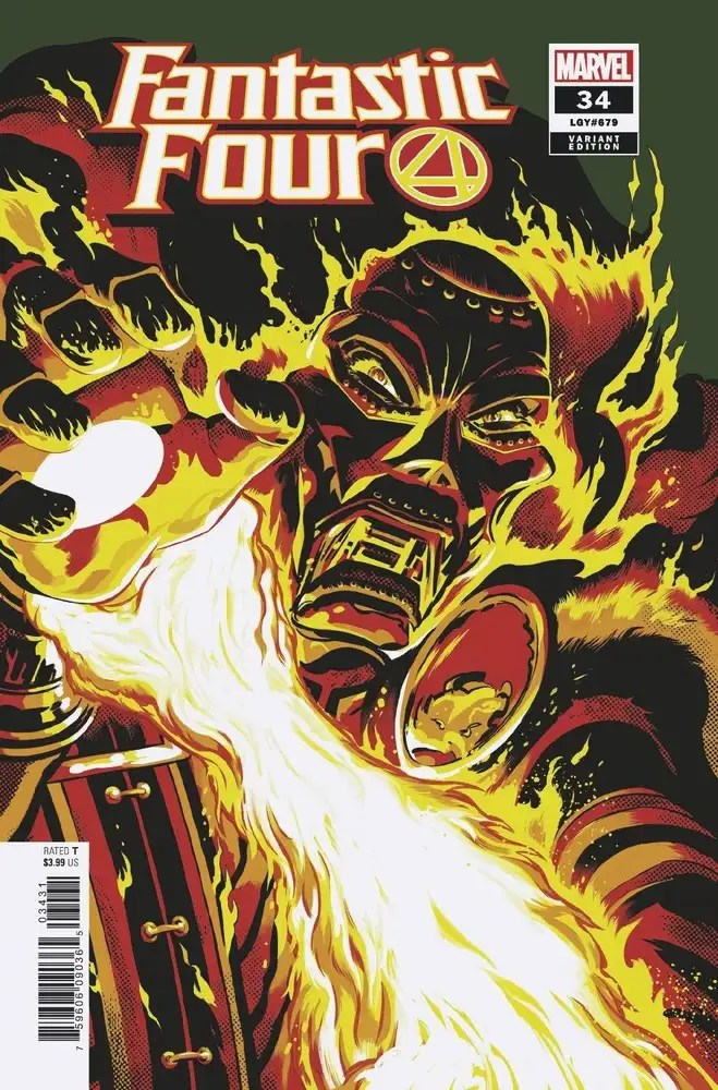 MAY210633 ComicList: Marvel Comics New Releases for 07/28/2021
