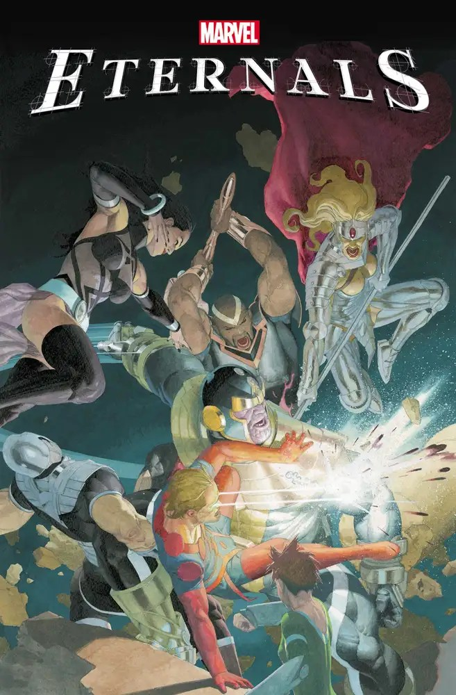 MAY210636 ComicList: Marvel Comics New Releases for 07/28/2021