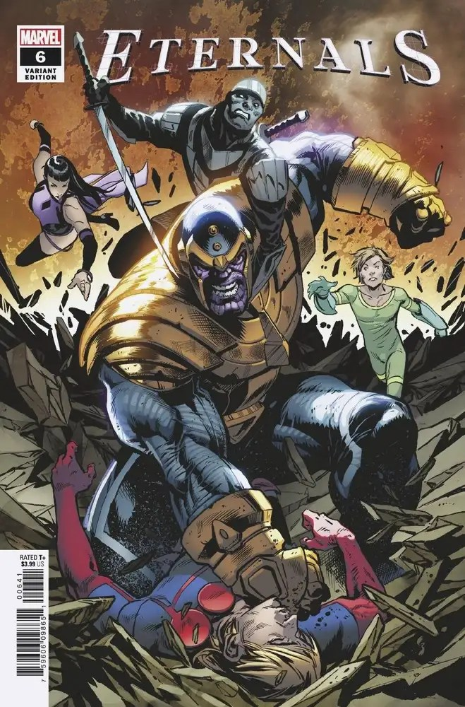 MAY210637 ComicList: Marvel Comics New Releases for 07/28/2021
