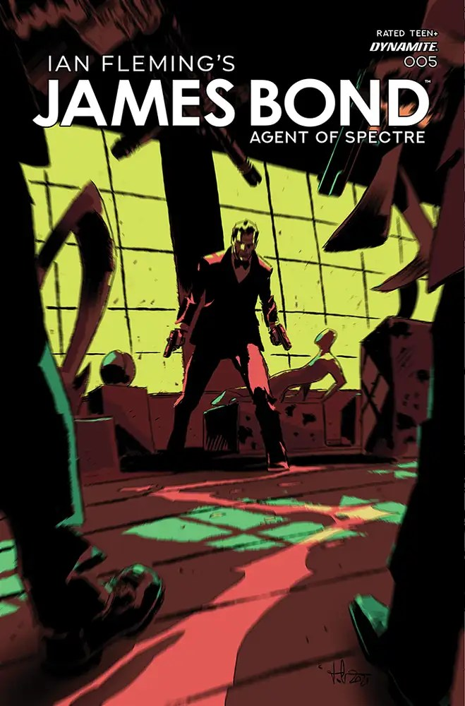 MAY210849 ComicList: Dynamite Entertainment New Releases for 07/21/2021