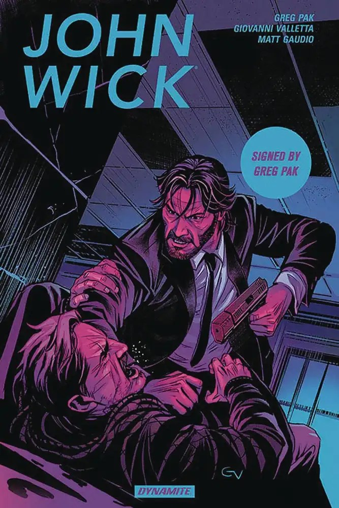 NOV191193 ComicList: Dynamite Entertainment New Releases for 07/22/2020