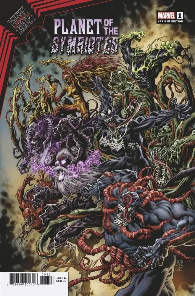 NOV200446 ComicList: Marvel Comics New Releases for 01/13/2021