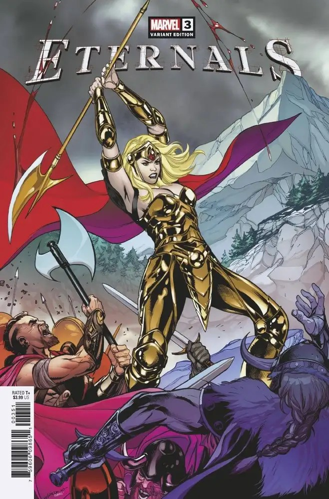 NOV200501 ComicList: Marvel Comics New Releases for 03/10/2021