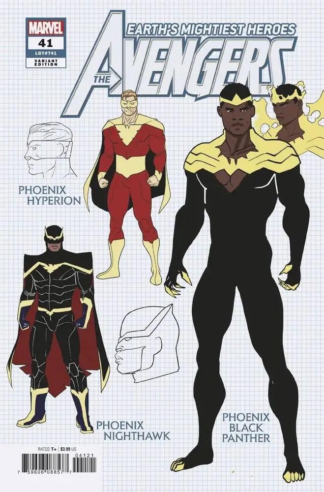 NOV200547 ComicList: Marvel Comics New Releases for 01/20/2021