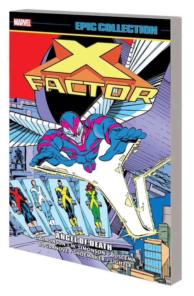 NOV200641 ComicList: Marvel Comics New Releases for 04/21/2021