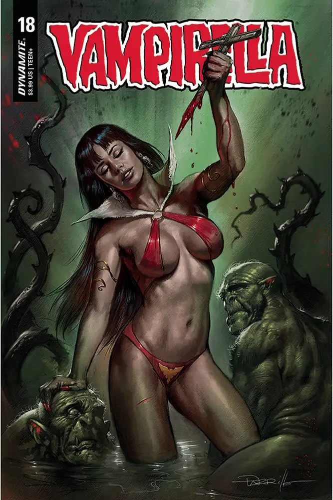 NOV200743 ComicList: Dynamite Entertainment New Releases for 03/10/2021