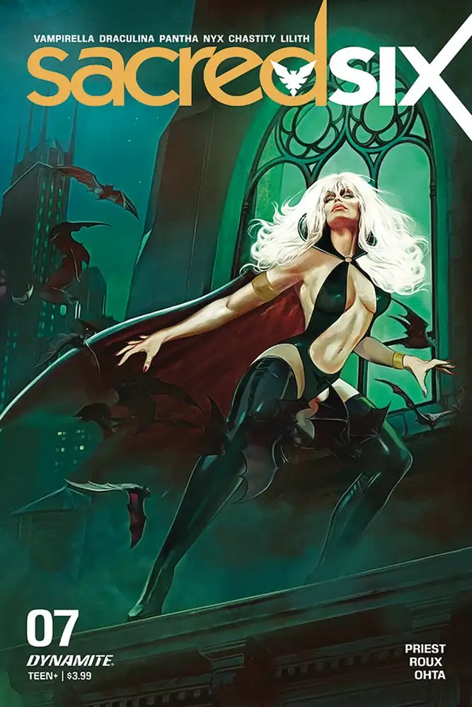 NOV200763 ComicList: Dynamite Entertainment New Releases for 02/17/2021