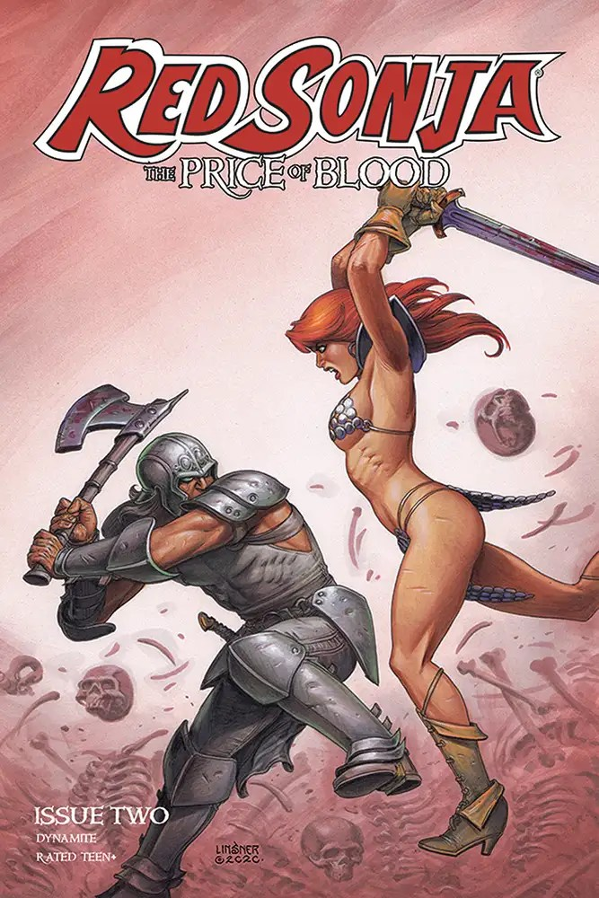 NOV200841 ComicList: Dynamite Entertainment New Releases for 01/20/2021