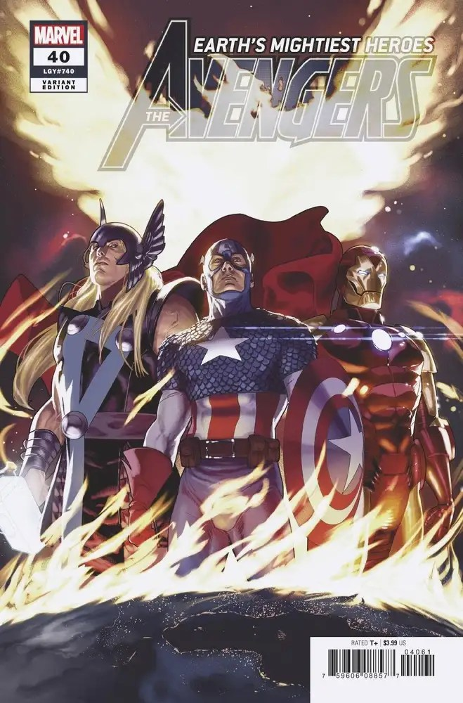 OCT200618 ComicList: Marvel Comics New Releases for 12/30/2020